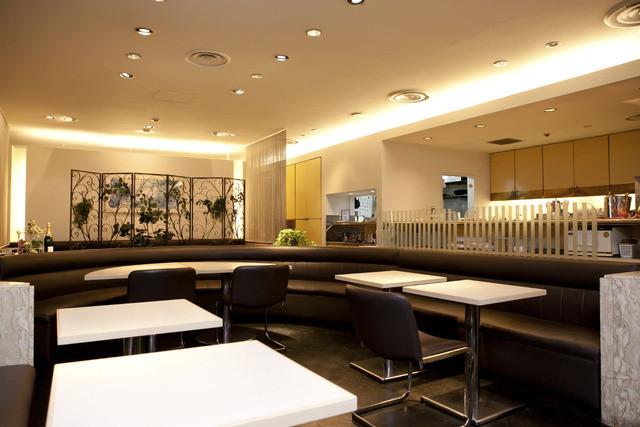 ハイステータスパーティー 銀座 CAFE JULIET