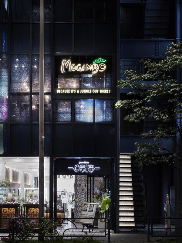 ハイステータスパーティー 六本木 MOGAMBO TOKYO