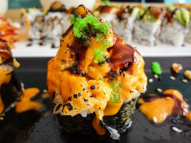 ハイステータスパーティー コラム 出会い 寿司